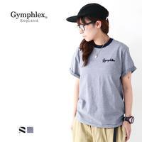 Gymphlex [ジムフレックス] COMBED COTTON JERSEY TEE BORDER [J-1155CH] クルーネック ロゴ刺繍 半袖Tシャツ・ボーダー・コットン・綿 LADY'S - refalt blog