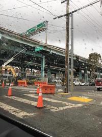 5月、春、サンフランシスコは雨模様/Rainy and Chilly San Franciscoh - アメリカからニュージーランドへ