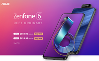 ASUS ZenFone6(ZS630KL)をGearbestが発売開始セール+クーポンで550ドル~ - 白ロム転売法