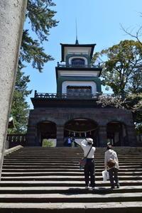 金沢市の尾山神社神門 - 近代建築写真室@はけの町