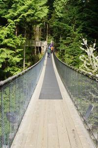 カナダ、バンクーバー旅日記☆5月1日 キャピラノ吊り橋へ~ 5 - Let's Enjoy Everyday!