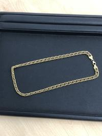 金のネックレスをお買取しました! - 買取専門店 和 店舗ブログ