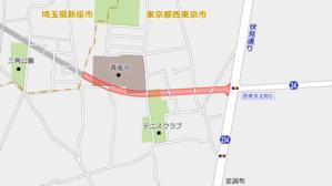 西東京3・3・14号新東京所沢線 進捗状況2019.4 - 俺の居場所2