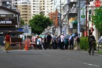 谷中だんだん坂 - お散歩写真     O-edo line