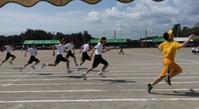 長生中学校の体育祭が好天に恵まれ開催されました - ながいきむら議員のつぶやき(日本共産党長生村議員団ブログ)