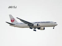 伊丹空港に向かうJAL JA615J/JA612J 2019/05/13 - 写真で楽しんでます! スマホ画像!