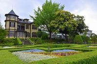 Garden Storyさんにて「バラの街で人気の横浜で建物探訪!横浜山手西洋館巡り」がご掲載頂きました。 -  日本ローズライフコーディネーター協会
