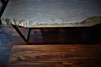 一枚板の天板、ベンチ、洗面台 - SOLiD「無垢材セレクトカタログ」/ 材木店・製材所 新発田屋(シバタヤ)