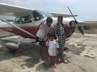 パイロットへ - ENJOY FLYING ~ セブの空
