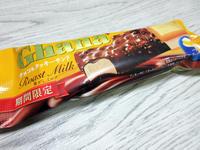 Ghana チョコ&クッキーサンド 焦がしミルク@ロッテ - 岐阜うまうま日記(旧:池袋うまうま日記。)