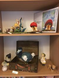 糸紡ぎ - 帽子工房布布と小さな絵本の部屋