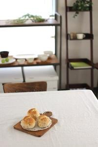 1時間でパン作り♪ - ちぎりパン 日本一簡単なパン教室 Backe