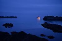 夕刻の出漁 - slow life-annex