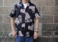 TWO PALMS (トゥーパームス) HAWAIIAN SHIRT RAYON PINEAPPLE MAP ブラック - セレクトショップ REGULAR (レギュラー仙台) | ブログ