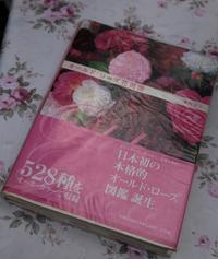 「オールド・ローズ花図譜」に感謝 - まとまりの無い庭 excite版