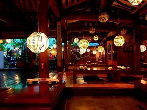 韓国精進料理「山村」ディナー@仁寺洞 - 今日はこんなことしました@韓国