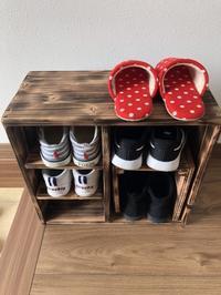 子供靴箱モデルチェンジ - 物好き親爺のつくりんぼ日記
