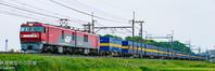 EH500牽引貨物列車 - 鉄道模型の小部屋