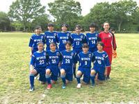 県女子サッカーリーグ 第1節 - 横浜ウインズ U15・レディース