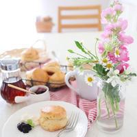 お花のある暮らし - おうちカフェ*hoppe