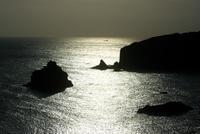 光る海5c - 雲空海