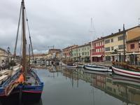 雨の中のチェゼナーティコ・ランチ - ボローニャとシチリアのあいだで2