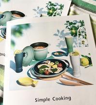 【ル・クルーゼの小冊子でレシピ提案しています】 - Plaisir de Recevoir フランス流 しまつで温かい暮らし