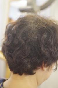 ショートの縮毛矯正 - 吉祥寺hair SPIRITUSのブログ