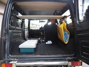 2019.05.04 ジムニーの車中泊準備 -