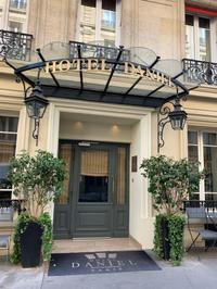 パリのオススメのホテル(L'Hôtel Daniel Paris) ~2019年4月編~ - おフランスの魅力