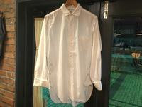 "60's ""BOTANY"" white dress shirt - BUTTON UP clothing"