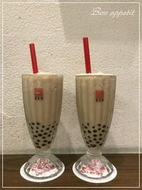 『春水堂』でタピオカミルクティー@大阪/梅田 - Bon appetit!