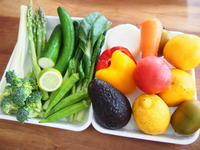 野菜たっぷりおもてなしごはんの会5月 - 子どもと楽しむ食時間