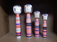 木の香スナップ'19⓮ - こけしと手織りの小部屋