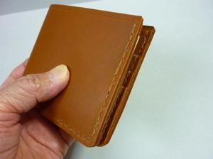 二つ折り財布・・・あ)い)う)3タイプ -