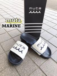 夏のアイテム♪「muta MARINEムータマリン」シャワーサンダル入荷です。 - UNIQUE SECOND BLOG
