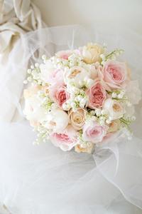 お嫁ちゃんのためのブーケ -  La Fleur