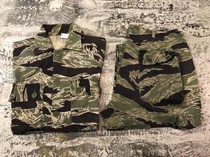 5月22日(水)マグネッツ大阪店ヴィンテージ入荷日!! #1 U.S.Military編! SpecialForceSilverTigerStripe & VietnamTCU2nd,3rd!! - magnets vintage clothing コダワリがある大人の為に。