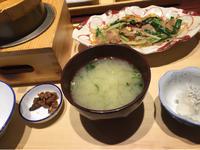 18日 豚ニラ炒め@龍神丸 - 香港と黒猫とイズタマアル2