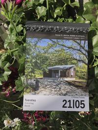 2019.05.21 小淵沢K邸ベルリンの建築カレンダー - kukka  kukka