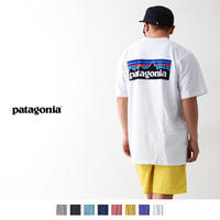 Patagonia [パタゴニア] ☆再入荷☆Men's P-6 Logo Responsibili-Tee[39174] メンズ・P-6ロゴ・レスポンシビリティー / Tシャツ・半袖・MEN'S - refalt blog