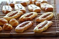 パンを楽しむ会でしたとタヌキ!? - 森の中でパンを楽しむ