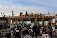 T様邸上棟 - 桂建設の日々ブログ