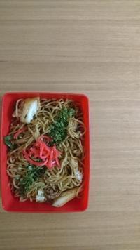 やきそば弁当 - trintrin☆dolce☆