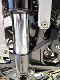 Griso 8V, Front Fork Overhaul (1 of 3) - なんでバイクに乗るのでしょう?