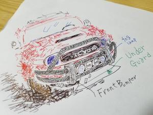 フジミ 1/24 nextシリーズ トヨタ fjクルーザー ⑥ -