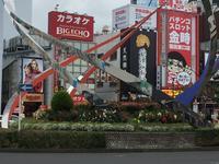 今日はJR蒲田駅前 - わたしの好きな物