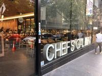 ナースちゃんとキャッチアップ @ Chefs Gallery - 今日も笑って、明日も笑おう。