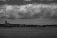 横須賀へ(2)猿島 - Bronz Photo