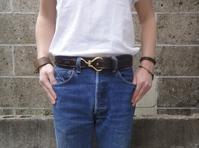 TORY LEATHER (トリーレザー) HOOF PICK BELT - セレクトショップ REGULAR (レギュラー仙台) | ブログ
